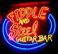 Nashville Music Venue Fiddle Steel Guitar